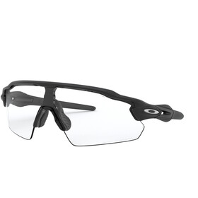 Oakley Radar EV Pitch Sunglasses, negro/transparente